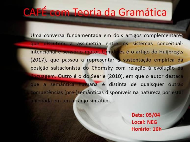UFSC - Nóbrega - Café